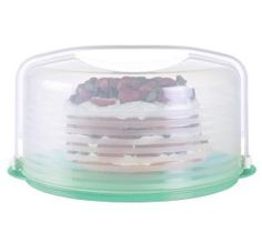Tupperware | Round Cake Taker. Host a party! Get this Cake Taker Free Plus a Free item out of the catalog valued up to 25.00 and Double Host credits now through May 31. 2013