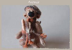 Teddy Bear Antonio