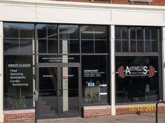 Antonellis Personal Training Systems in Downtown Mansfield, Ohio