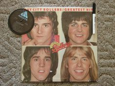 Bay City Rollers Message Board by rockcycleonline on Etsy