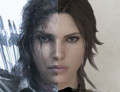 I'm so glad that she remained the same Lara #TombRaider #LaraCroft