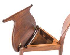 """Hans Wegner """"Valet"""" Chair for Johannes Hansen 9"""