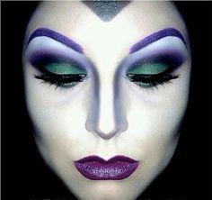 evil queen snow white makeup - Google Search