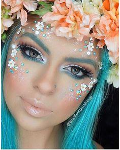 Halloween costume ideas: Flower fairy