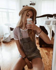 ☼ ☾ I want overalls!