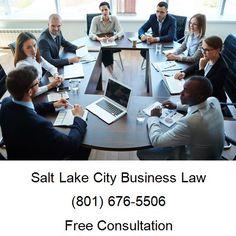 salt lake city business law