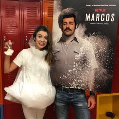 Halloween costumes for couples 29 Easy Costumes, Carnival Costumes, Couple Halloween Costumes, Halloween Kostüm, Adult Costumes, Kids Hairstyles Boys, Summer Wedding Outfits, Bohemian Wedding Dresses, Halloween Disfraces