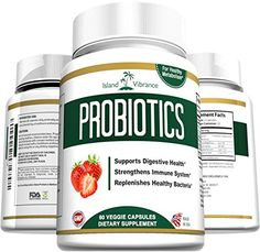 Probiotics Supplement for Digestive Health 40 Billion CFU - Promotes Weight Loss, Increased Energy, Bowel Regularity and Deep Immune System Support - Shelf Stable - For Women and Men - 60 Veggie Capsules - Made in USA Island Vibrance http://www.amazon.com/dp/B00UTYF9NU/ref=cm_sw_r_pi_dp_mEu0wb0JHGB3A