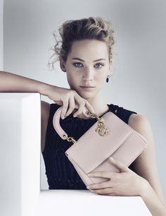 'BE DIOR' Jennifer Lawrence repite como imagen de la Maison