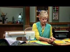 Sewing with Nancy quilt binding