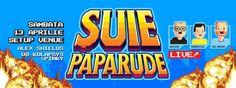 Suie Paparude 8 Bit
