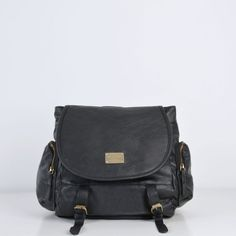 Aina mochila negro de Misako thumb