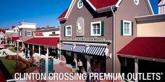Clinton Crossing Premium Outlets #PremiumOutlets #ClintonCrossingPremiumOutlets