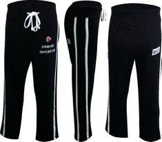 Pantalones de Jogging Chándal Polar de Hombre Para Correr Trotar Hacer  Ejercicios Boxeo MMA Gimnasio fbdf54d26ca