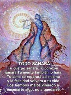 Motivational Quotes, Inspirational Quotes, Spiritual Messages, Spanish Quotes, Some Words, Inner Peace, Positive Affirmations, Great Quotes, Reiki