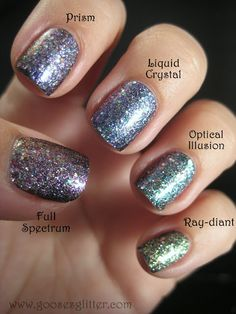 China Glaze Nails- prismatic Love all the new colors!