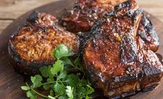 Soy and Honey Pork Chops Recipe