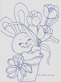 Super Embroidery Designs Pattern Templates Coloring Pages 17 Ideas Easter Coloring Sheets, Easter Colouring, Colouring Pages, Coloring Books, Painting Templates, Tole Painting Patterns, Embroidery Designs, Hand Embroidery, Applique Patterns