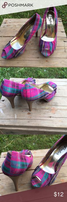 Candies heels size 6, no flaws, ships today 💕 Candie's Shoes Heels