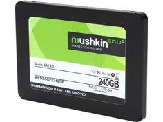 Mushkin ECO3 240GB SSD for $55 http://sylsdeals.com/mushkin-eco3-240gb-ssd-55/