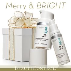 Be RADIANT & BRIGHT This NEW YEAR! #BeautiControl #SkinCare www.beautipage.com/fountain