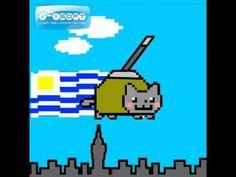 Nyan Cat URUGUAY!!!