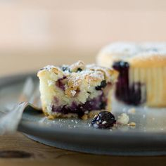 blueberry muffins- I want to make these with white chocolate!