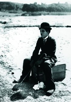 Still of Charles Chaplin in The Circus (1928)