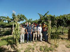 Autoridades y docentes investigadores de Agrarias visitaron Hualfín // #UNCA #Catamarca
