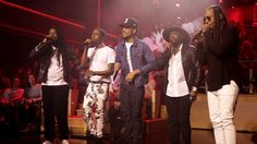 Chance The Rapper, Ty Dolla $ign, And Raury Brought 'Blessings' To The Tonight Show