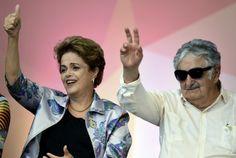 A Dilma la destituyeron por negarse a la corrupción: José Mujica
