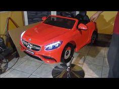 Fotel fryzjerski dla dzieci Mercedes AMG tel. 888 877 866