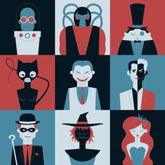 the usual suspects by brandon autry batman and batman and badboys