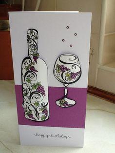 Honeydoo crafts ' a bottle of vine collection'