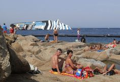 The Costa Concordia It took about a week for the wreck of the Costa Concordia, the most recently destroyed ship on this list, to attract tourists to the shores near Isola del Giglio in Tuscany.