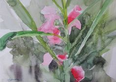 watercolor | Flowers,Abstract etc