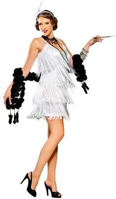 Hollywood Flapper Available on TrendyHalloween.com!