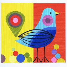 Presenting Mr Bird by Ellen Giggenbach