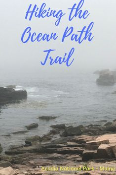 Hiking Ocean Path Trail - Best Hikes in Acadia National Park Hiking With Kids, Travel With Kids, Family Travel, Acadia National Park Hiking, Us National Parks, Travel Advice, Travel Tips, Best Hikes, Travel Pictures