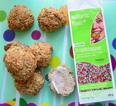 Madgudinden: Naturlic Fiber - kartoffelfibre og bageblandinger til sprøde knækbrød og lækre, glutenfri boller