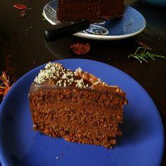 Torta od oraha i čokolade by monsoon