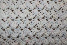 Quick Crochet Baby Blanket | Crocheting Ideas | Project on Craftsy: Quick Baby Blanket