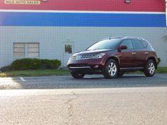 2007 Nissan Murano AWD SE 4dr SUV In Merriam KS - Nile Automotive