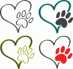 Silhouette Design Store - View Design love my pet Dog Tattoos, Cat Tattoo, Body Art Tattoos, Print Tattoos, Tatoos, Leaf Tattoos, Tattoo Drawings, Girl Tattoos, Silhouette Design