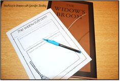 The Widow's Broom: A Halloween Read Aloud for Upper Grades - Teaching to Inspire with Jennifer Findley