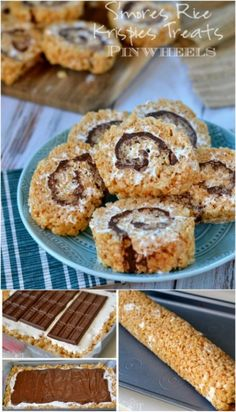 Rice Krispies Treats are the epitome of yumminess. As good as they are in their original form, there is always room for improvement, right? We've searched and found 30 different ways that you can create scrumptious desserts using this traditional favorite. From chocolate to blueberries, and even...