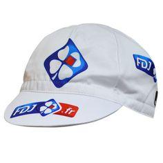 Team FDJ Française des Jeux Summer Cycling Cap a48e093cbaa7