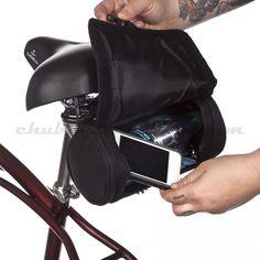 RavX Barrel Bag | Chubby's Cruisers