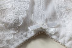 Authentic vintage instant slimming white nylon and elastane firm control open bottom corselette foundation garment . Girdles, Corsets, 1980s, White Shorts, Foundation, Photos, Etsy, Vintage, Fashion