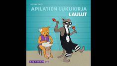 Apilatien aapinen, Laulut CD: Kesä tulee